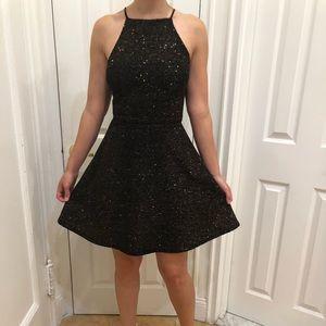Sparkley dress from Nordstrom rack.